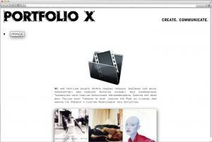 Portfolio-X
