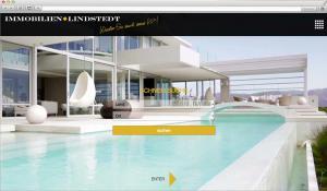 Homepageerstellung für Immobilienmakler aus Frankfurt