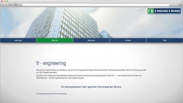 Homepagegestaltung für Ingenieurbüro aus Nidderau (bsp_fr-engineering.jpg)