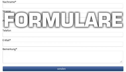 Erstellen von Formularen